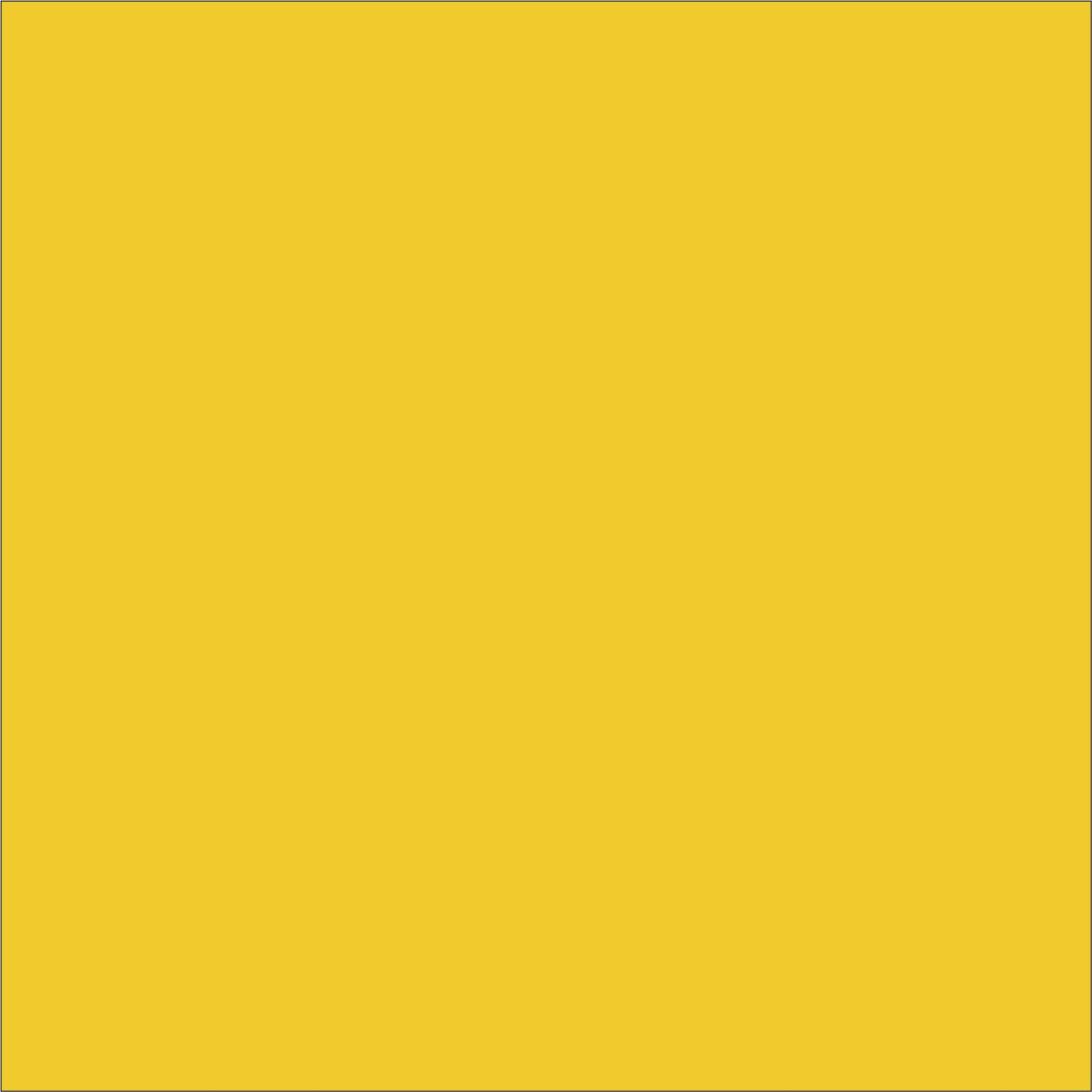 Colour swatch of Bright Yellow