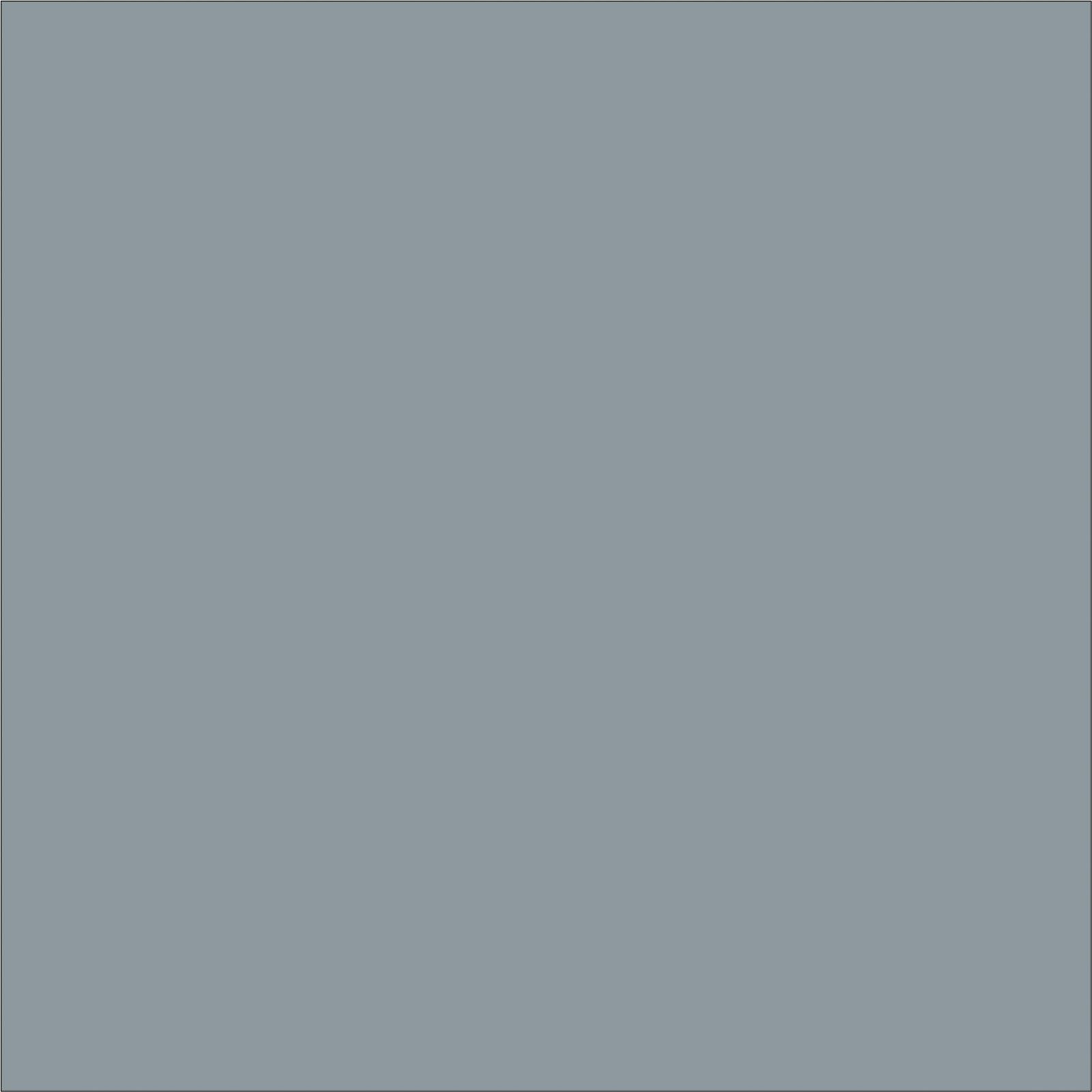 Colour Swatch of Silver Grey